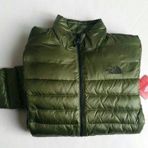 Men's The North Face Flare Jacket Terrarium Size M